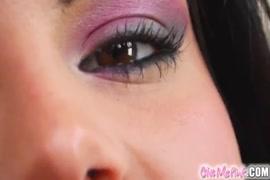 Passion-hd مثير فاتنة adriana chechik يلعب مع بوسها الوردي والحمار
